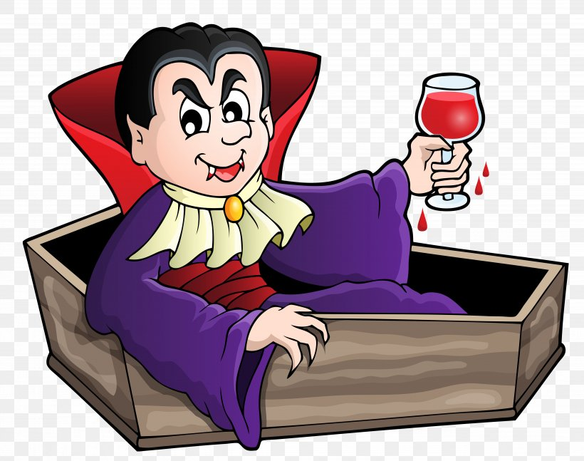 Vampire Illustration, PNG, 5106x4034px, Vampire, Cartoon.