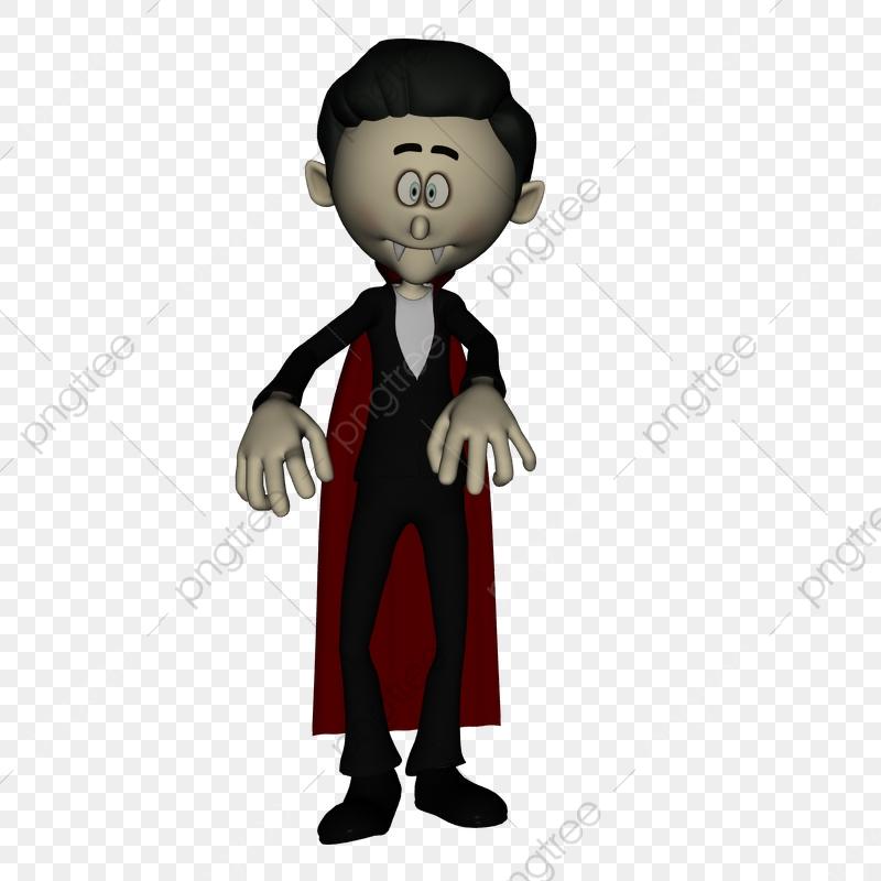 Cute Scary Dracula, Cute, Scary, Dracula PNG Transparent Clipart.