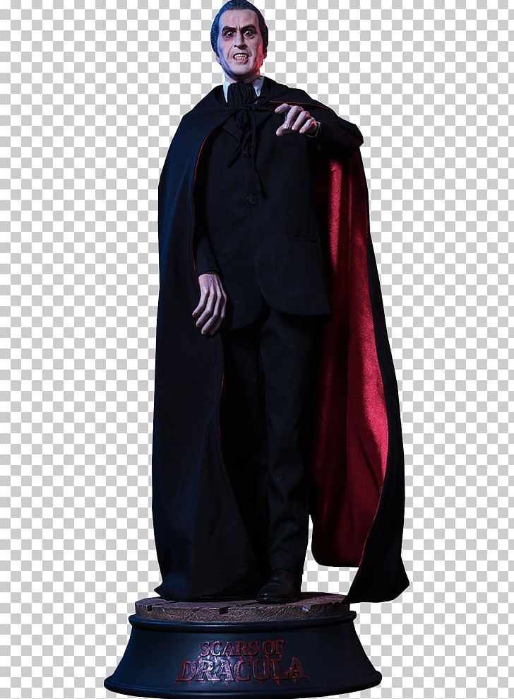 Christopher Lee Count Dracula The Scars Of Dracula PNG, Clipart.