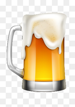 Draft Beer Clipart.