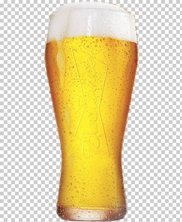 Wheat beer Pint glass Lager, draft beer PNG clipart.
