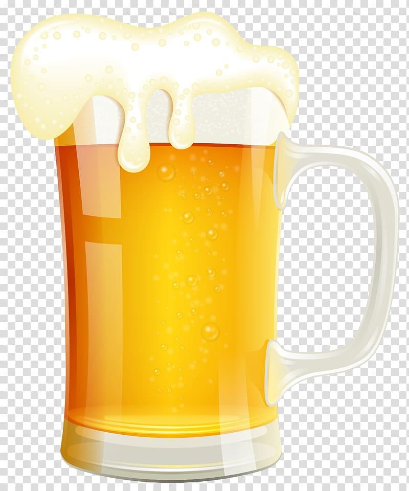 Beer mug illustration, Beer glassware Tea Cup, Draft beer.