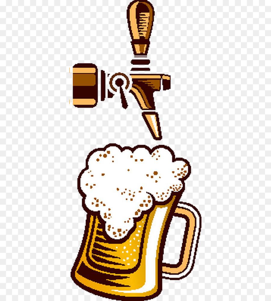 Beer Tap Clipart.