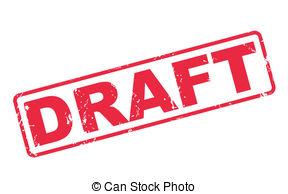 Draft Clipart.
