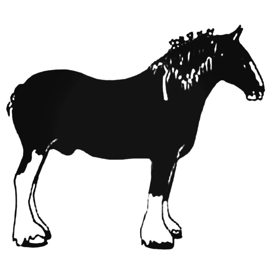 Black, Horse, Pattern, Silhouette, Graphics, Illustration png.