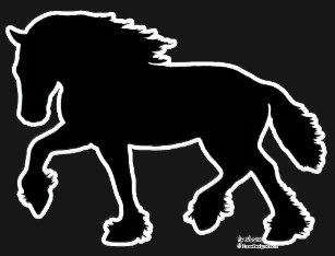 Draft Horse T.