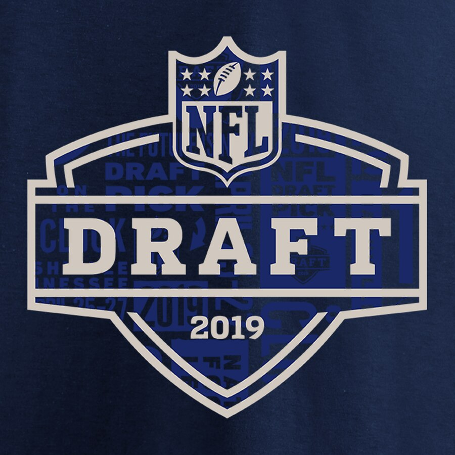 NFL Pro Line by Fanatics Branded Youth 2019 NFL Draft Logo T.