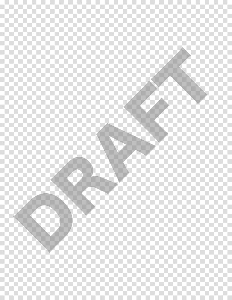 Gray draft text on black background, Postage Stamps , draft.