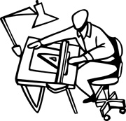 Drafting Clipart.