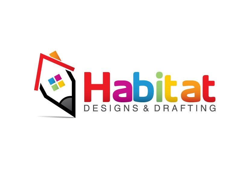 Habitat Designs & Drafting needs a new logo.