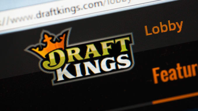 DraftKings partners with NBA as authorized betting operator.