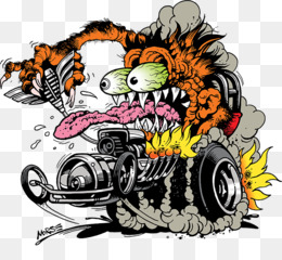 Drag Racing PNG.