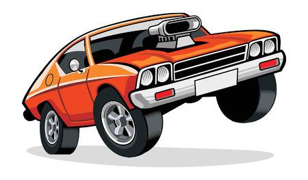 Drag racing clipart 3 » Clipart Station.