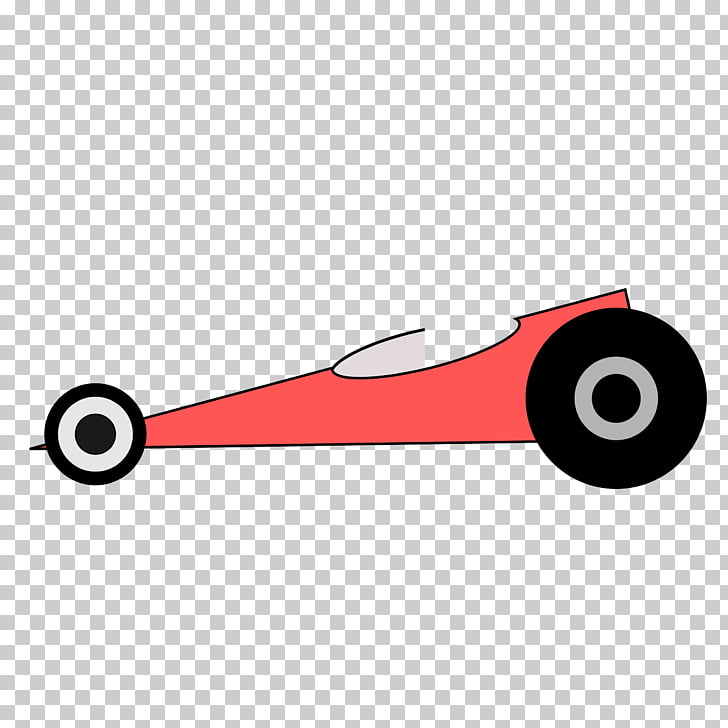Car Drag racing Auto racing , race car PNG clipart.