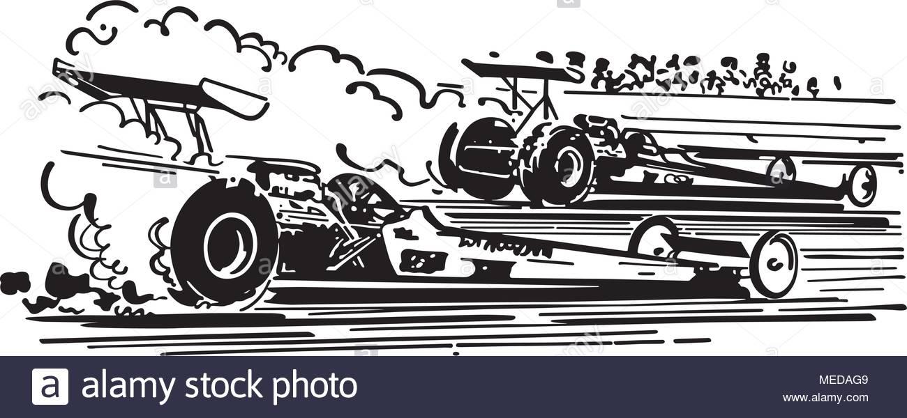 Drag Racing.