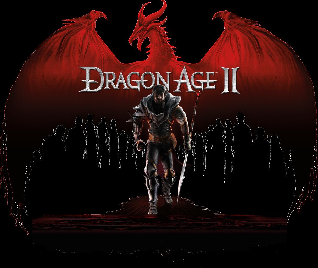 Dragon Age II.