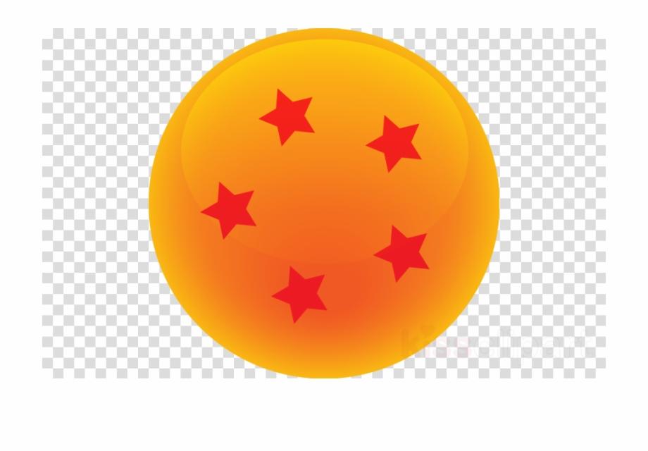 Dragon Ball 5 Star Clipart Goku Dragon Ball Z , Png.