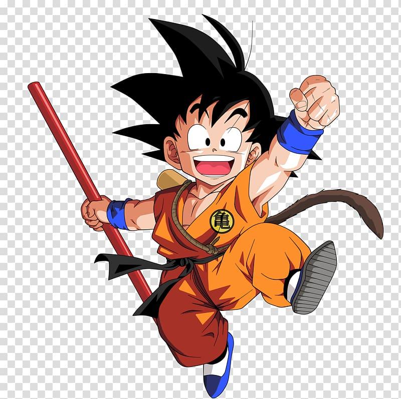 Goku Trunks Vegeta Dragon Ball Super Saiya, goku transparent.