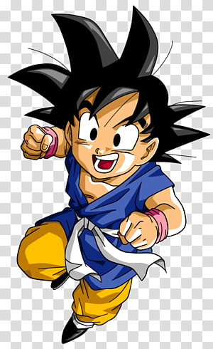 Dragon Ball Gt transparent background PNG cliparts free.