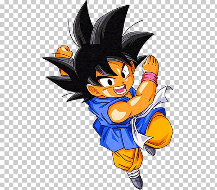 Goku Uub Trunks Goten Vegeta, Dragon Ball Gt PNG clipart.