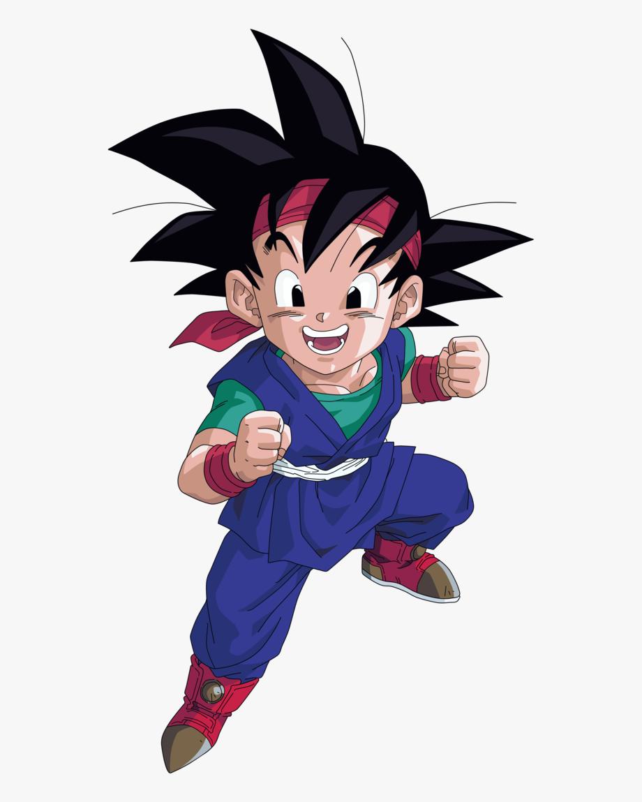 Goku Clipart Anime Chibi.