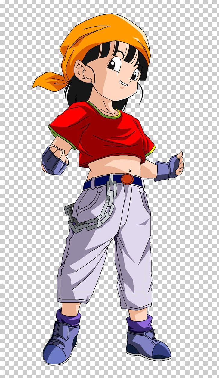 Pan Dragon Ball GT: Transformation Videl Gohan Chi.