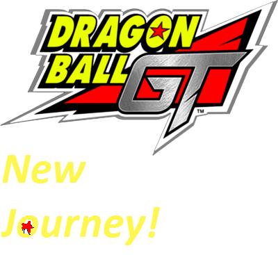 Dragon ball gt logo png 3 » PNG Image.