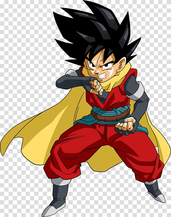 Dragon Ball Z character art, Super Dragon Ball Heroes Dragon.