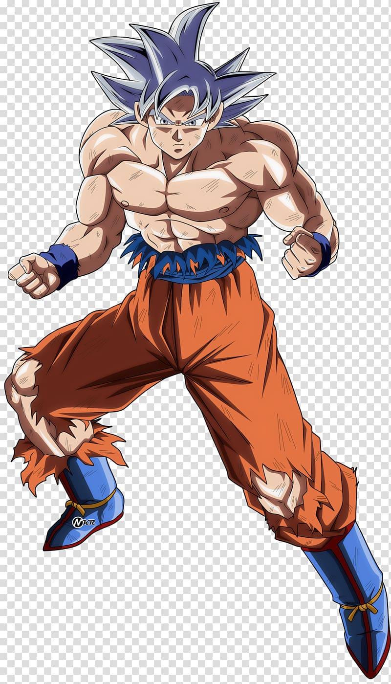 Goku Super Saiyan Super Dragon Ball Heroes Vegerot, Migatte.