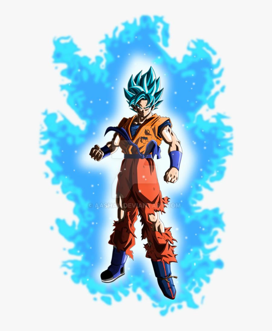 Goku Clipart Injured.