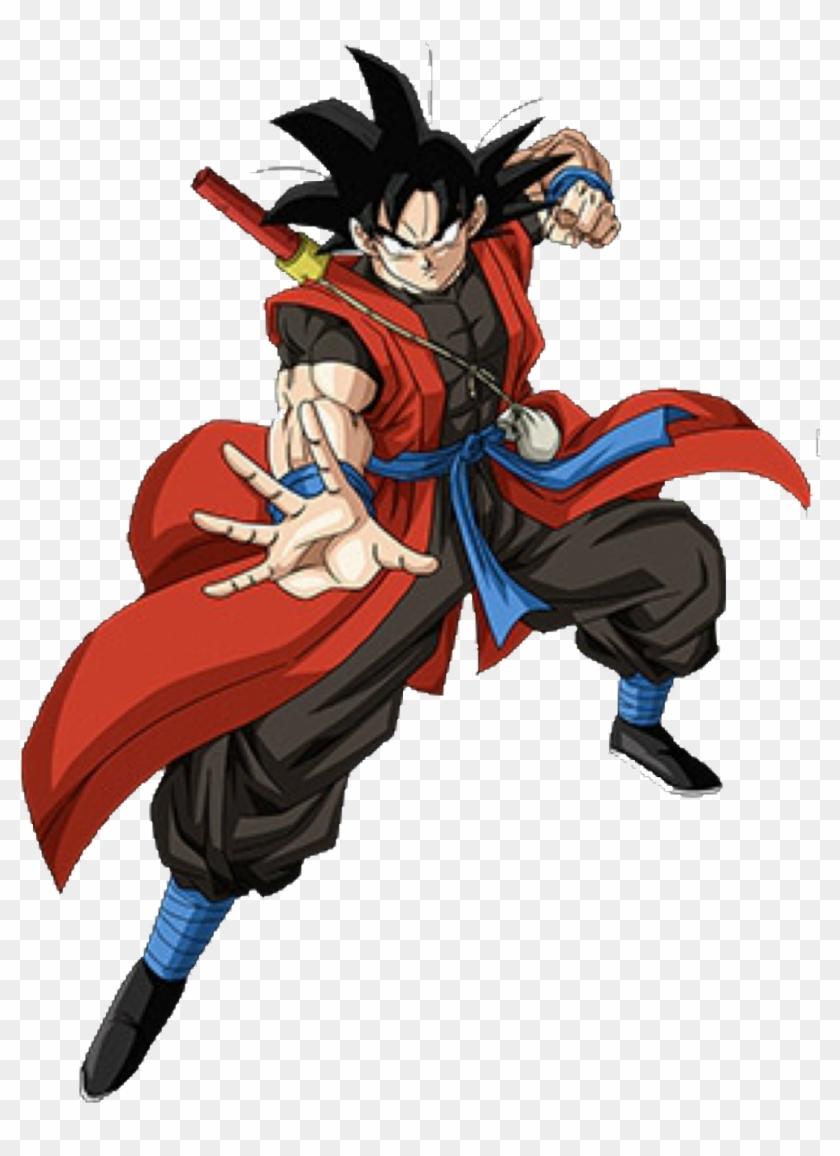 Goku Xeno.