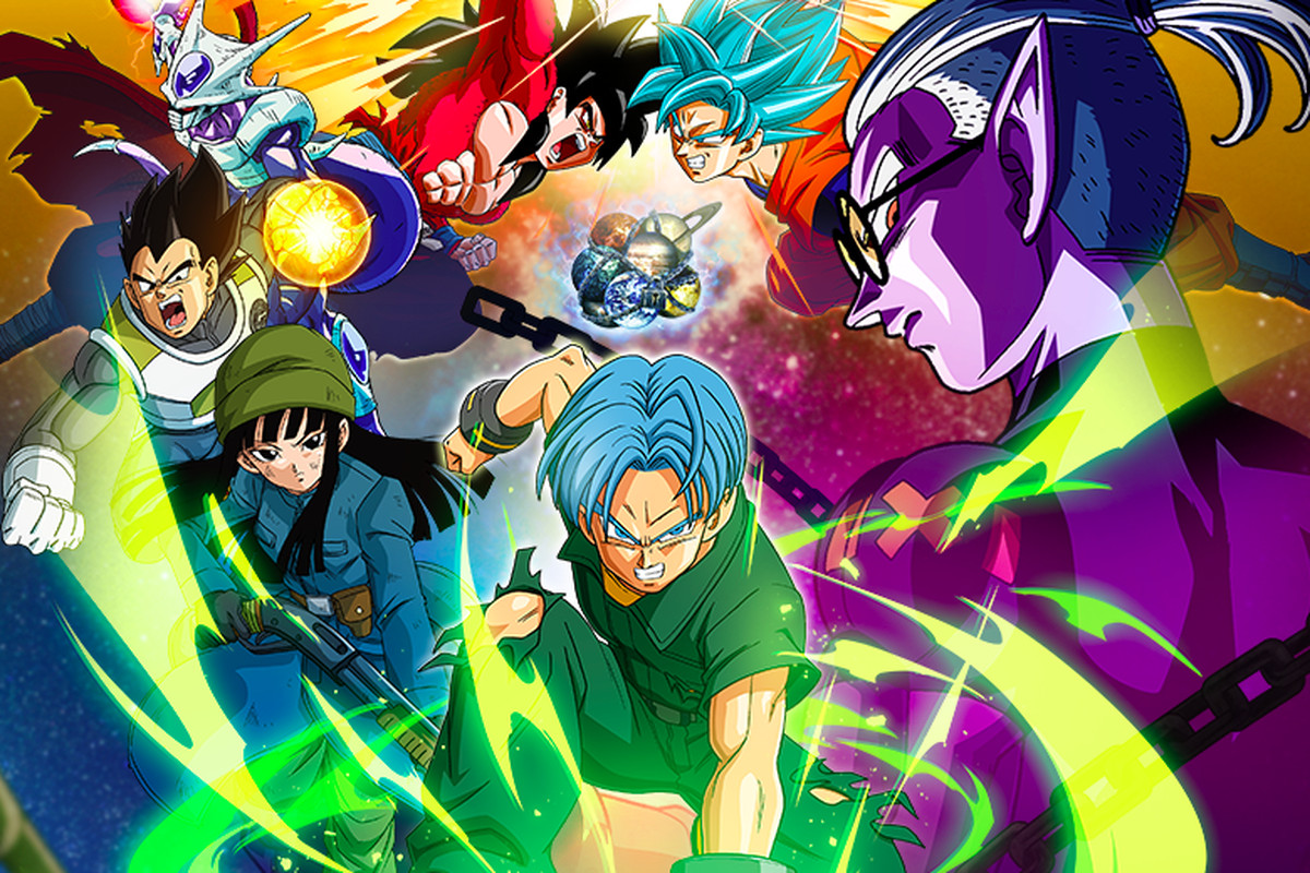 Dragon Ball Heroes anime release date, characters & everything we.