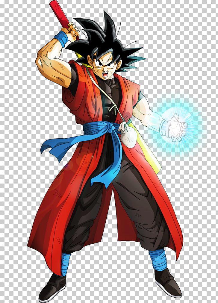 Goku Dragon Ball Heroes Trunks Vegeta Dragon Ball Xenoverse PNG.