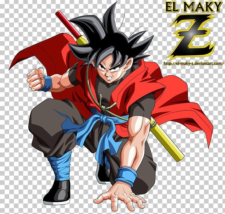 Goku Super Dragon Ball Heroes Trunks Dragon Ball FighterZ PNG.