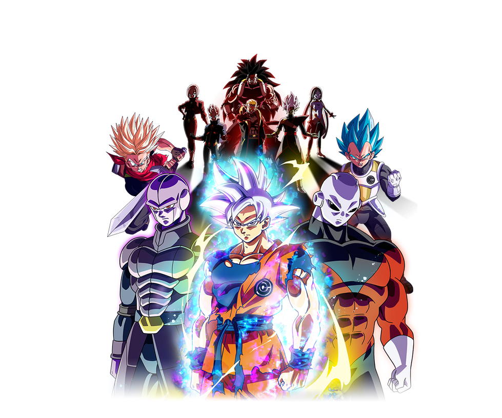 Download Free png Super Dragon Ball Heroes BG render [Website] by.