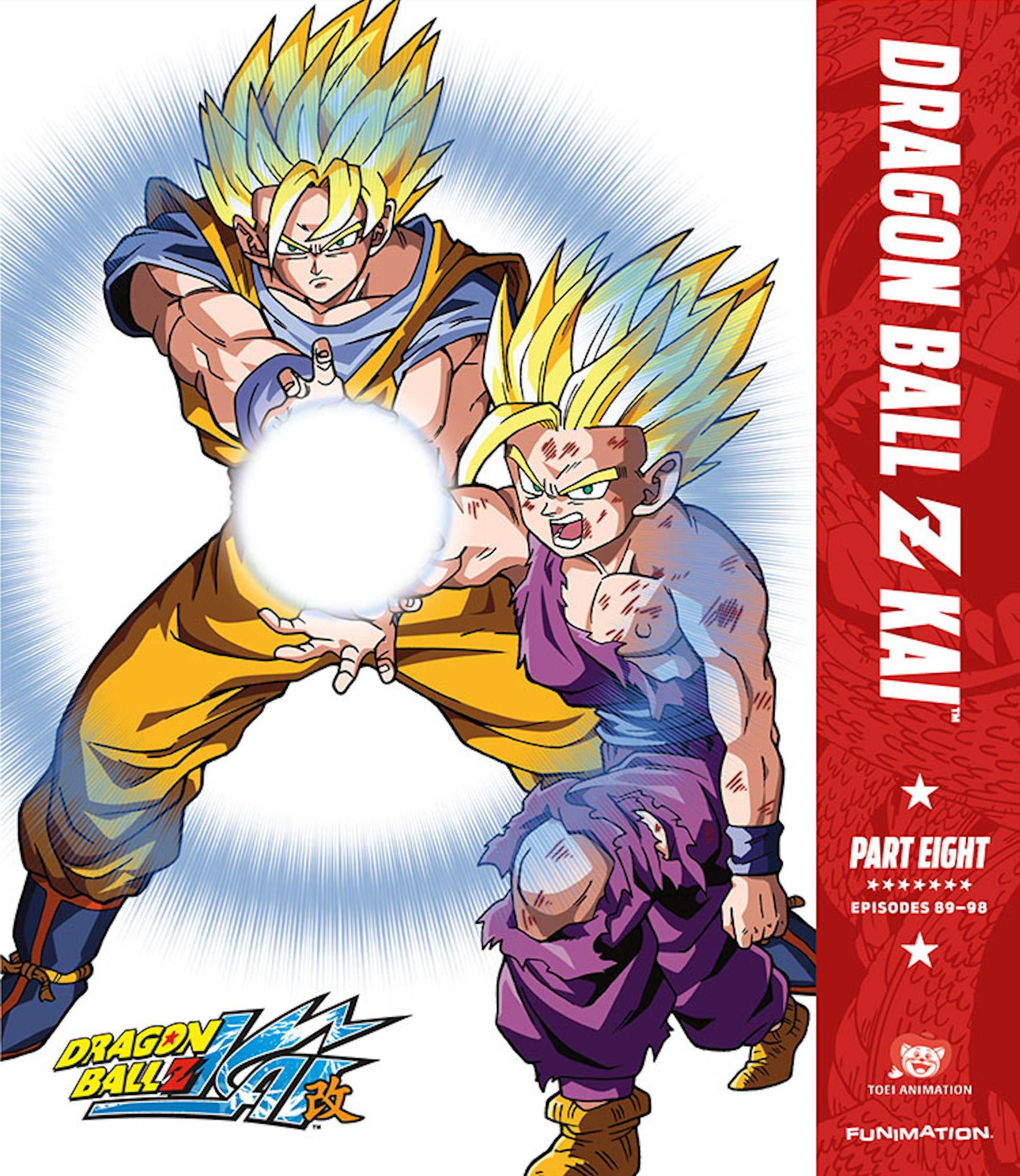 Dragon Ball Z Kai/Episodes.