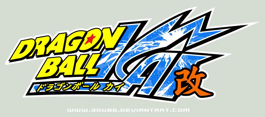 Logo Dragon Ball Kai by 3DU86 on DeviantArt.