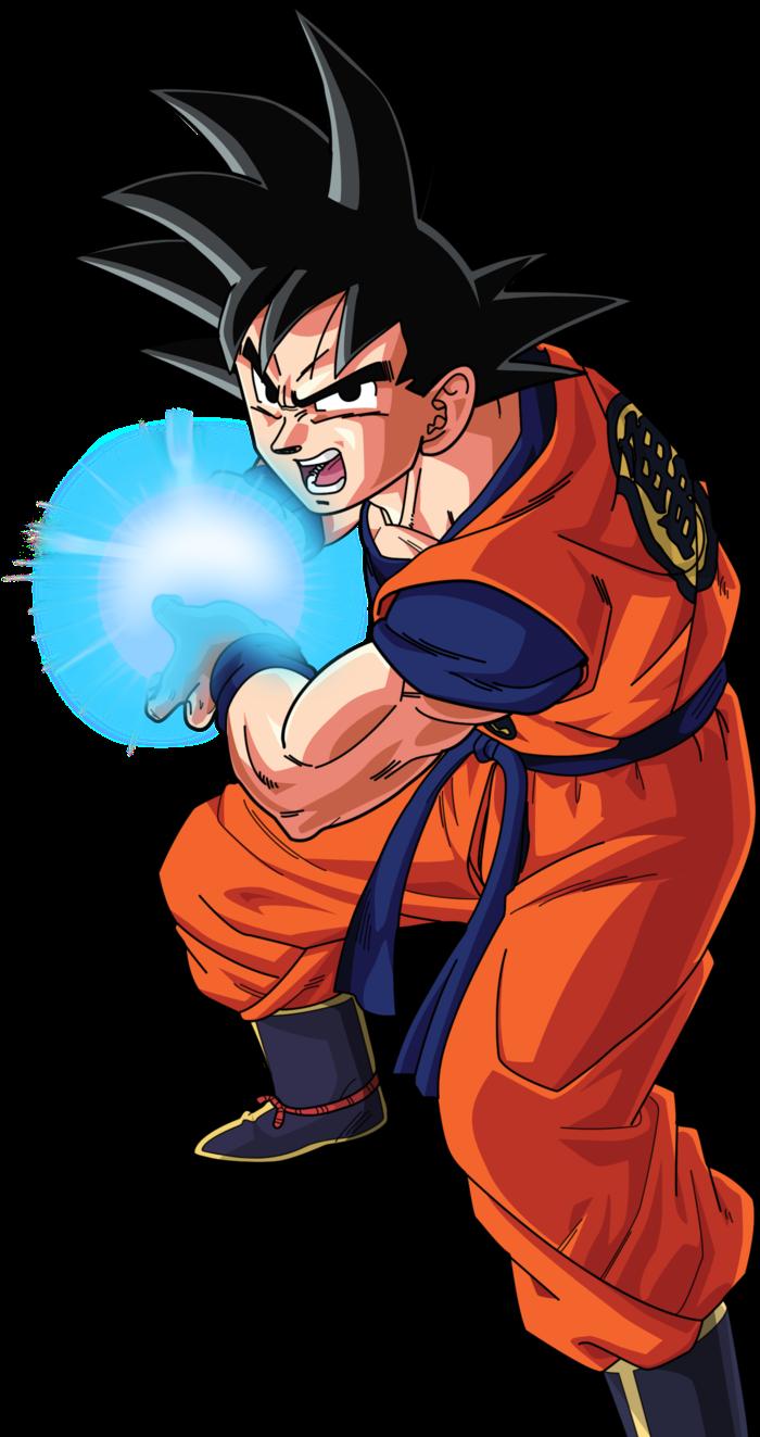HD Dragon Ball Z Kai Png.