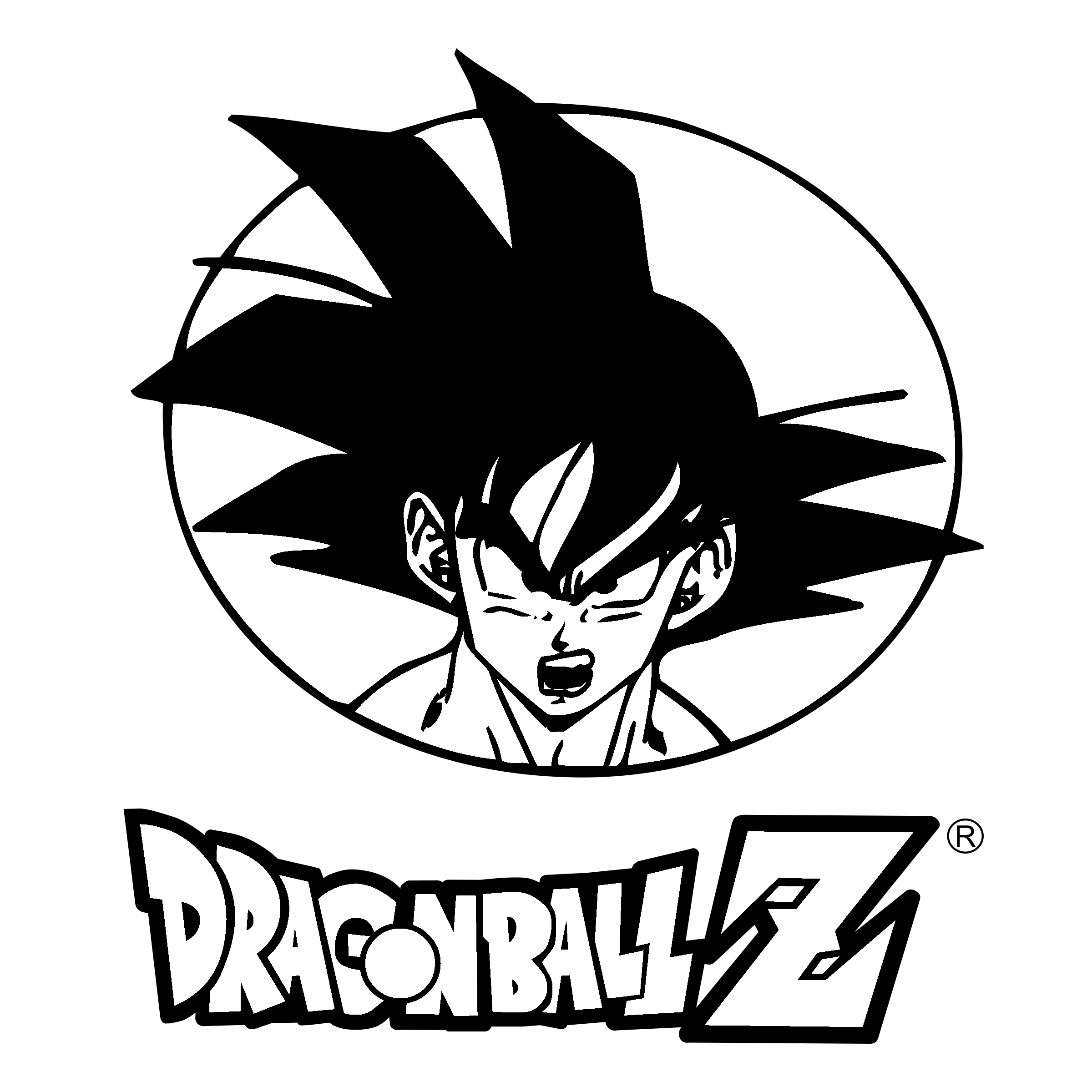 Dragon Ball Z Logo.