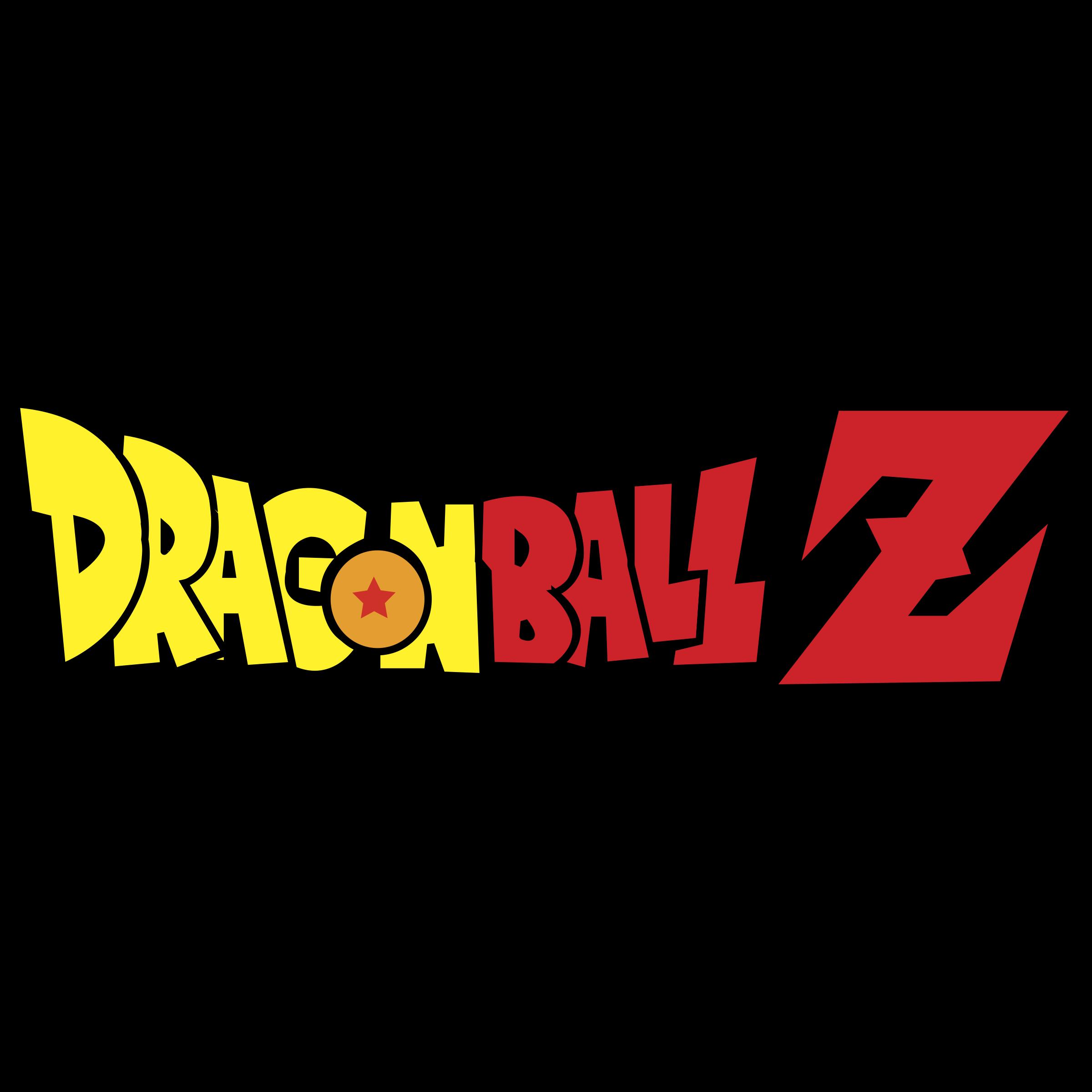 DragonBall Z Logo PNG Transparent & SVG Vector.
