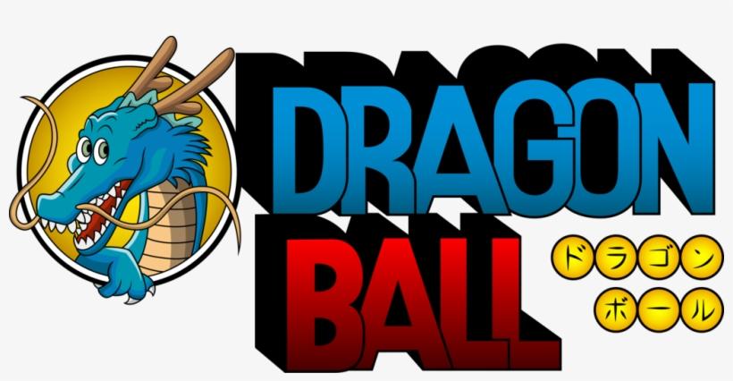 Dragon Ball Logo PNG Images.