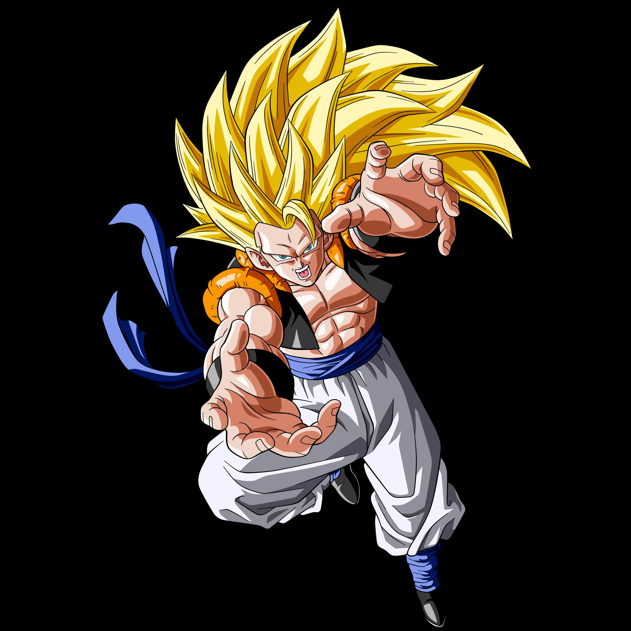 Dragon Ball Z Goku PNG Image Background #267326.