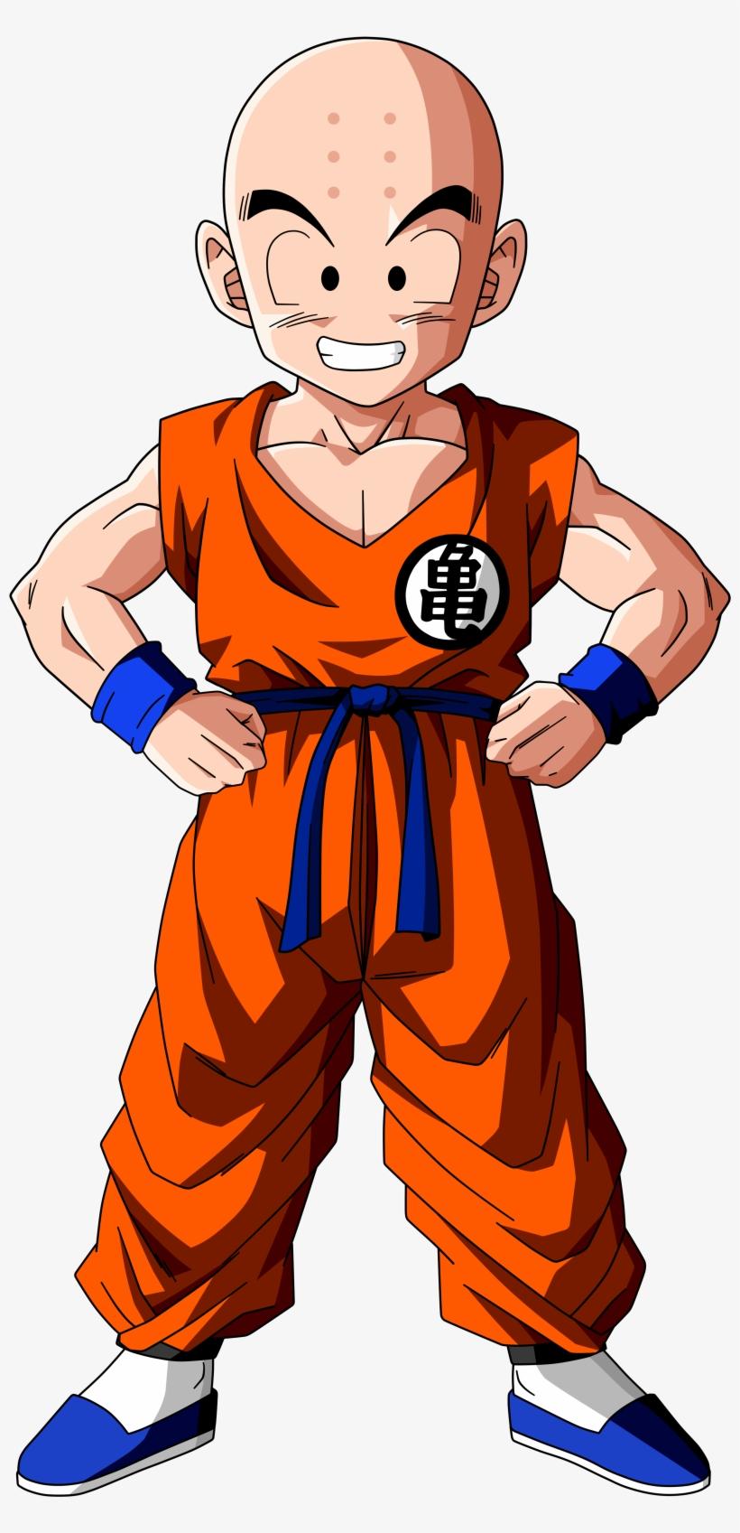 Krilin Dragon Ball Z.