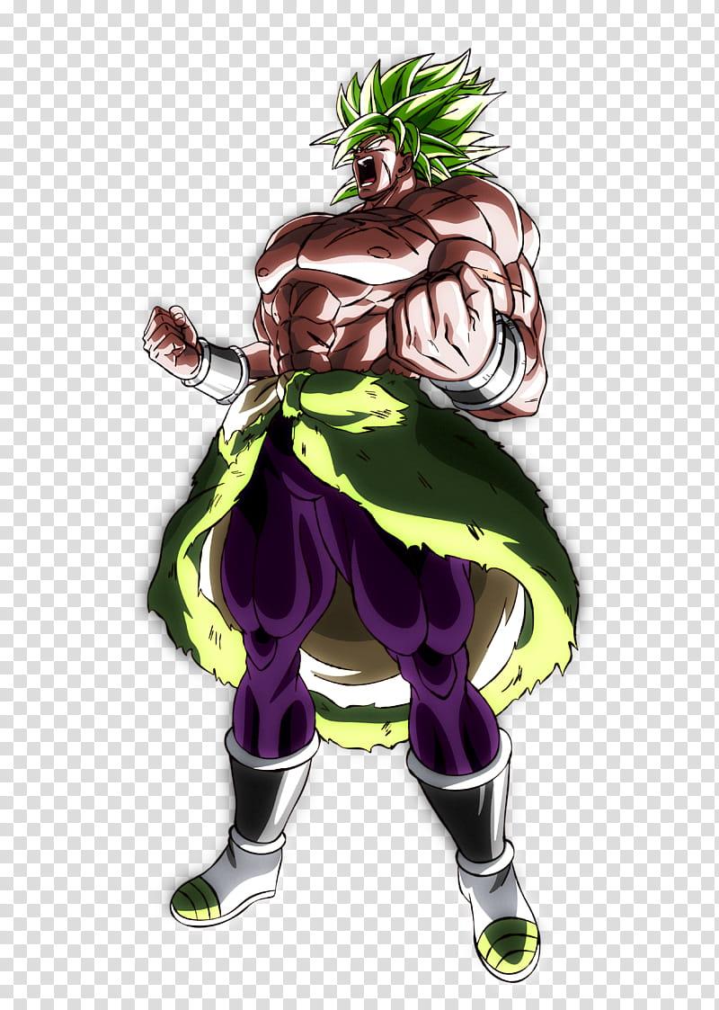 Broly Legendary Ssj, Dragon Ball Super Broly transparent.