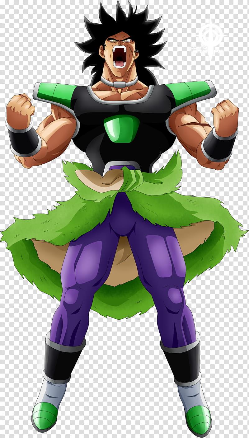 Dragon ball Super Broly, Dragon Ball Z character.