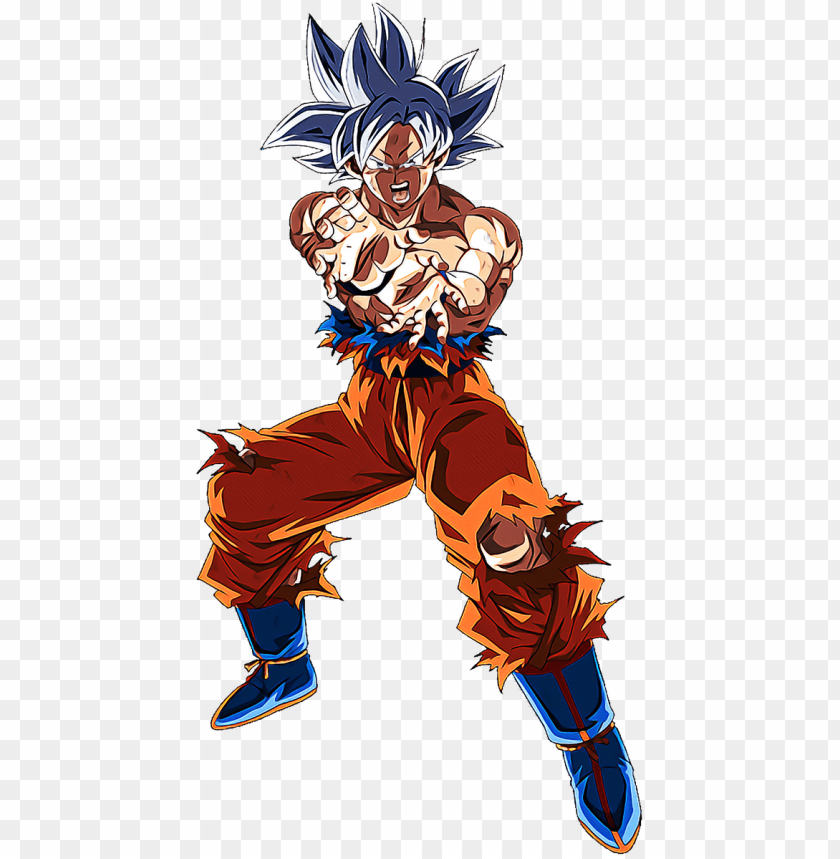 ultra instinct goku png clip art library library.
