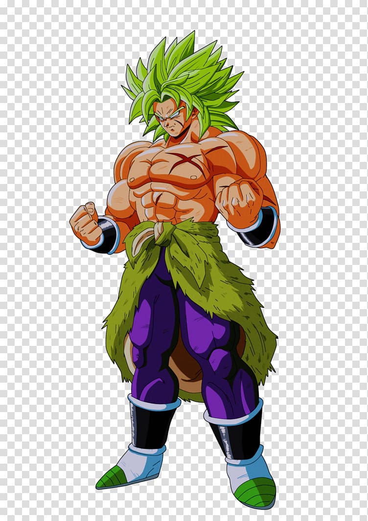 Broly Goku Majin Buu Super Saiyan Dragon Ball, broly.