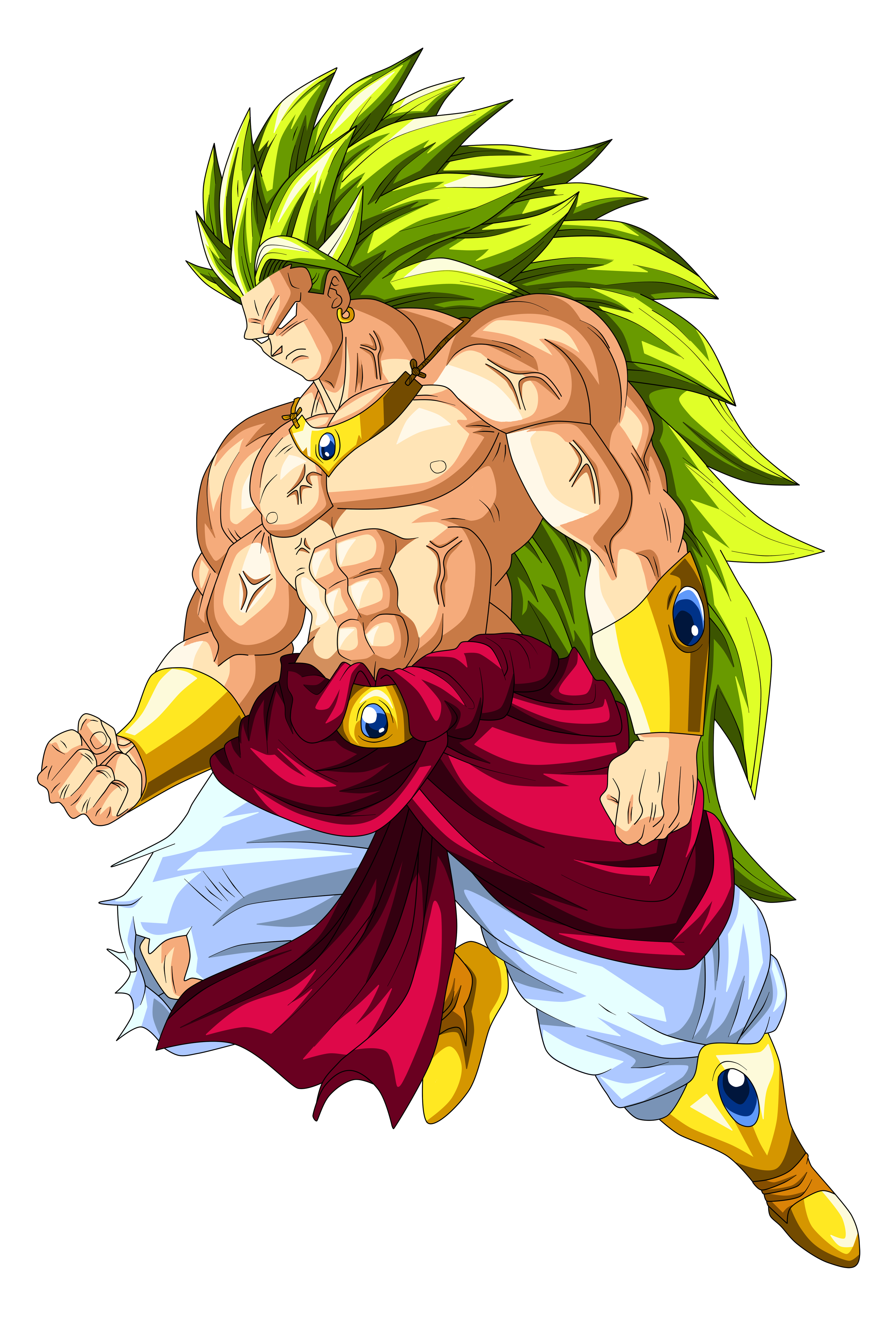 Dragon Ball Z PNG Images Transparent Free Download.