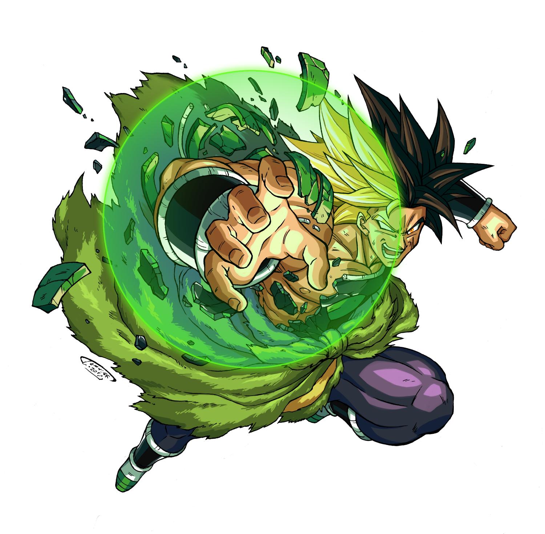Dragon Ball Super: Broly.