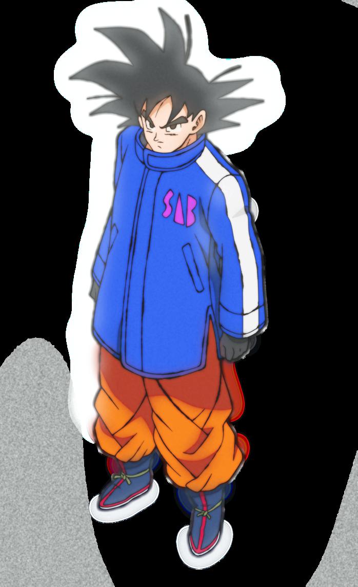 Goku Dragon Ball Super Broly by andrewdragonball.